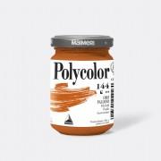 Tempere - belle arti - Colore vinilico Polycolor vasetto 140 ml oro pallido Maimeri - CONF. 3 pz -