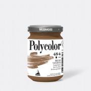 Tempere - belle arti - Colore vinilico Polycolor vasetto 140 ml Bruno Van Dyck Maimeri - CONF. 3 pz -