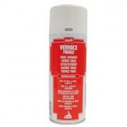 Tempere - belle arti - Bombola 400 ml vernice finale lucido spray Maimeri - CONF. 6 pz -