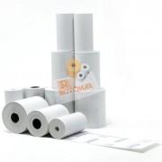 Rotoli calcolo - pos - Blister 10 rotoli carta termica 55gr BPA free 57mm x 18mt (POS/carte credit) -