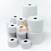 Registratori di cassa - Blister 10 rotoli RC carta termica BPA free FSC 55gr 80mm x 80mt diam.77mm -