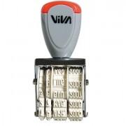 Accessori per pacchi e buste - Timbro Datario 5mm 292 Viva -