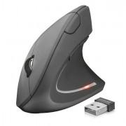 Mouse e tastiere - Mouse wireless ergonomico verticale Verto - Trust -