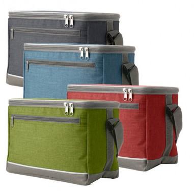 Borse cartelle e valigie - Borsa termica Ready colori assortiti 23x16x16cm INTEMPO -