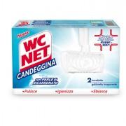 Detergenti e detersivi per pulizia - WC NET tavoletta solida Candeggina Extra White x 2 -