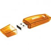 Chiavette usb - Memoria Usb 2.0 C410 128Gb Arancione -