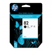 Inkjet HP - Cartuccia A Getto D'Inchiostro Hp N.82 Nero 69Ml -