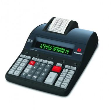 Da tavolo scriventi - Calcolatrice Scrivente E Professionale Logos 904T -