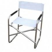 Tavoli e sedute da esterni - Sedia pieghevole bianca Regista -