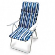 Tavoli e sedute da esterni - Poltroncina relax multiposizione Ischia -
