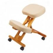 Sedute operative - Sgabello ergonomico bianco Minneapolis F2902 -