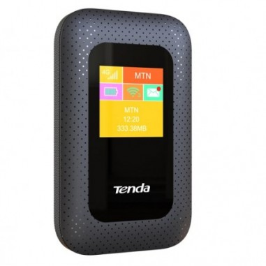 Router & access point - Router 4G LTE Mobile Wi-Fi hotspot 4G185 Tenda -