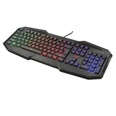 Mouse e tastiere - Tastiera da gioco Avon GXT830RW Trust -