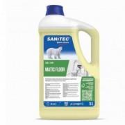 Detergenti e detersivi per pulizia - Detergente alcalino universale Matic Floor 5.5kg Sanitec -