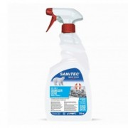 Detergenti e detersivi per pulizia - Detergente sgrassante universale marsiglia 750ml Sanitec -