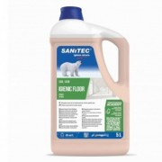 Detergenti e detersivi per pulizia - Detergente per pavimenti alla Pesca Igienic Floor 5Kg Sanitec -