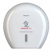 Bobine asciugatutto e supporti - Dispenser Antibatterico Defend tech Carta Igienica Mini Jumbo -