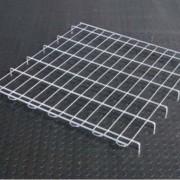 Carrelli per movimentazione - Ripiano per Roll container 81x72 cm -