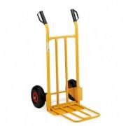 Carrelli per movimentazione - Carrello trasporto grandi volumi Robustus portata max 300kg -