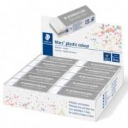 Gomme - Gomma Mars plastic grigio chiaro Staedtler - CONF. 20 pz -