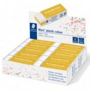 Gomme - Gomma Mars plastic giallo oro Staedtler - CONF. 20 pz -