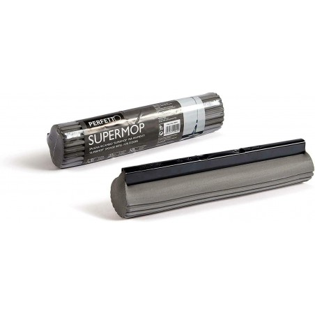 Accessori per pulizia ambienti - Spugna Ricambio Per Lavapavimenti Supermop Perfetto -