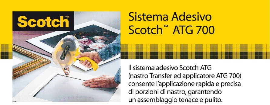 Dispenser Scotch ATG 700