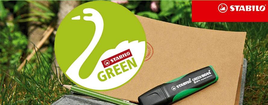 Stabilo Green