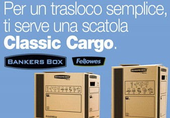 Scatole Classic Cargo Fellowes